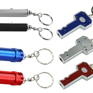 Keyrings and Badges