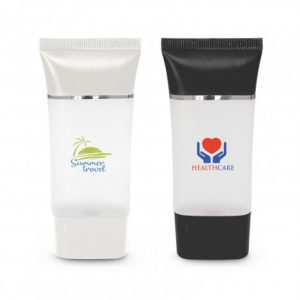 Custom Branded Hand Sanitisers: 60 ml hand santiser tube