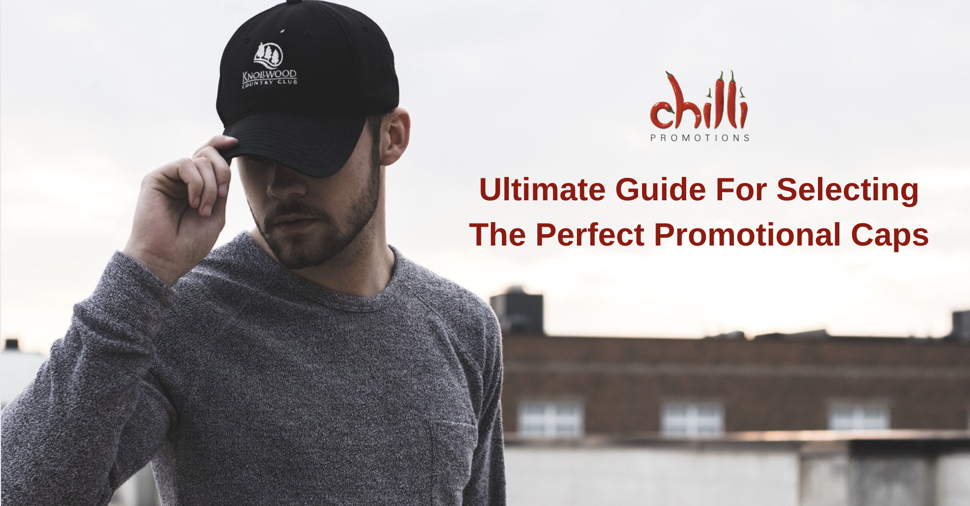 Promotional Caps- Ultimate guide to ordering Custom Branded Caps with your logo