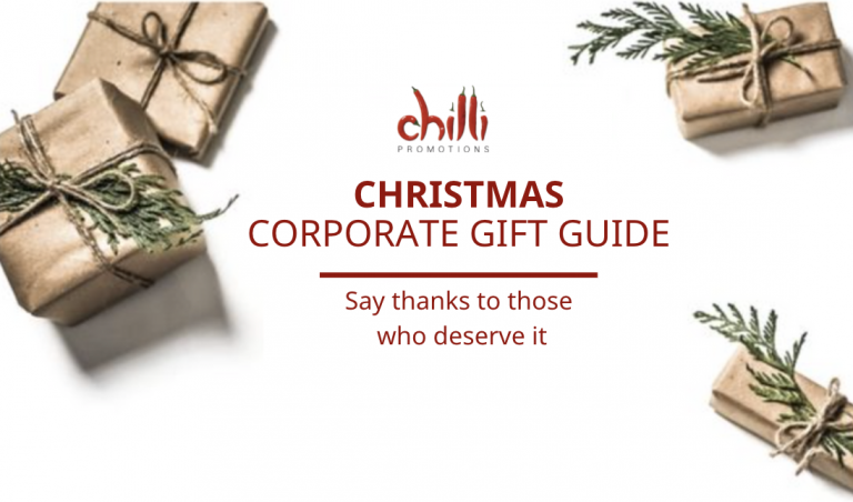 Christmas Corporate Gift Guide