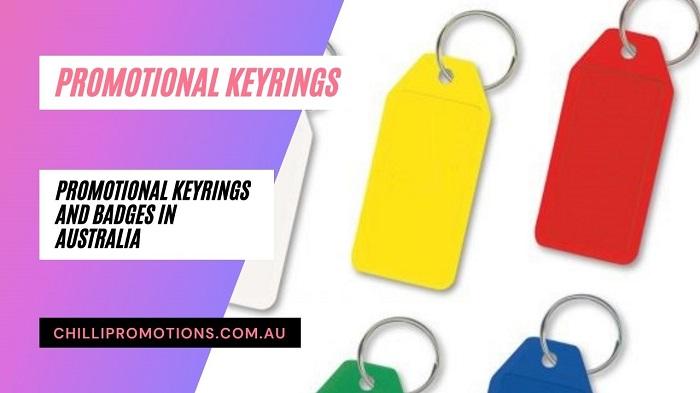 Promotional Keyrings Australia