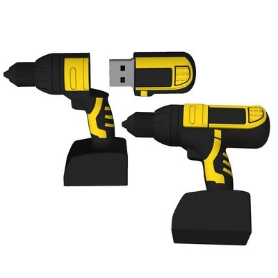 Drill USB Flash Drive - Promotional Products | Branded