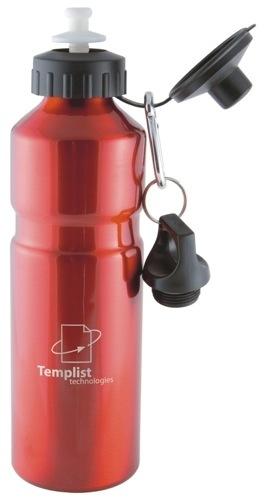 Triathlon Aluminium Water Bottle (Pad Print) - Promotional Products