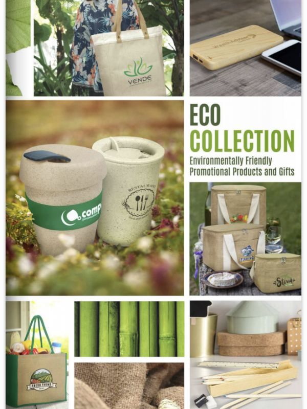 Eco-friendly Promotional Products Collection