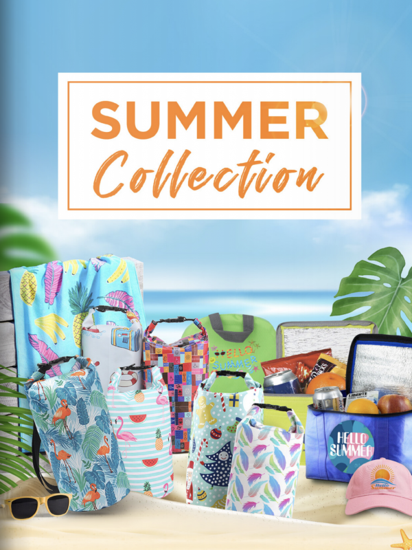Summer Promotional Products Collection